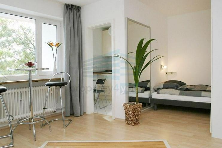 1-Zimmer Wohnung nahe Klinikum Großhadern / München Hadern - Wohnen auf Zeit - Bild 1