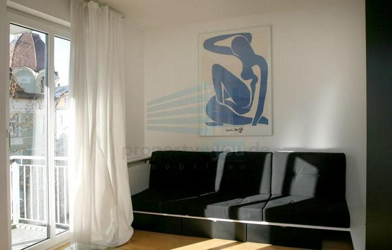 Bild 4: Möblierte 2-Zi. Wohnung im Herzen München - Neuhausen