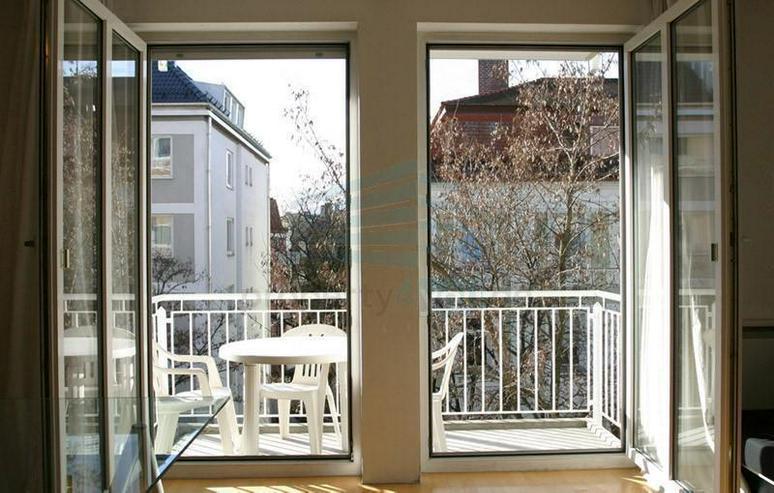 Möblierte 2-Zi. Wohnung im Herzen München - Neuhausen - Wohnen auf Zeit - Bild 1
