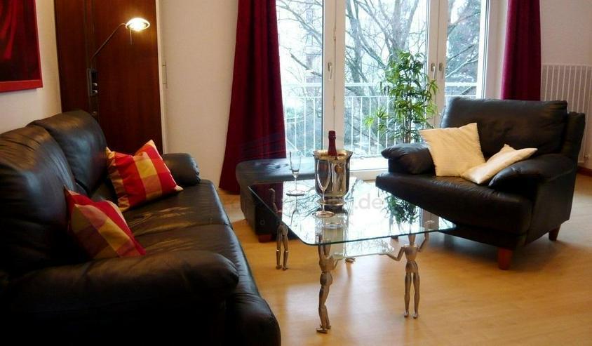 Bild 2: Möblierte und sehr ruhige 2 Zimmer Wohnung in München Giesing