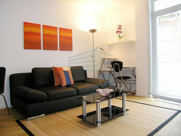 Sehr ruhiges 1 Zimmer Apartment nahe der TUM in München, Schwabing - Wohnen auf Zeit - Bild 1
