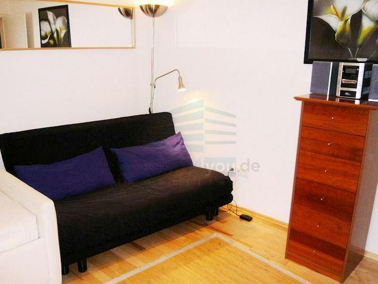 Bild 6: Gemütliches 1 Zimmer Apartment nahe der LMU in München-Maxvorstadt