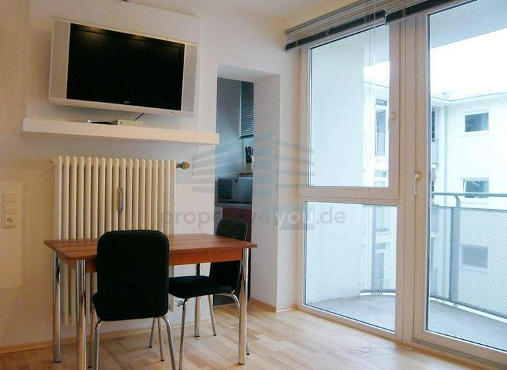 Gemütliches 1 Zimmer Apartment nahe der LMU in München-Maxvorstadt - Wohnen auf Zeit - Bild 1