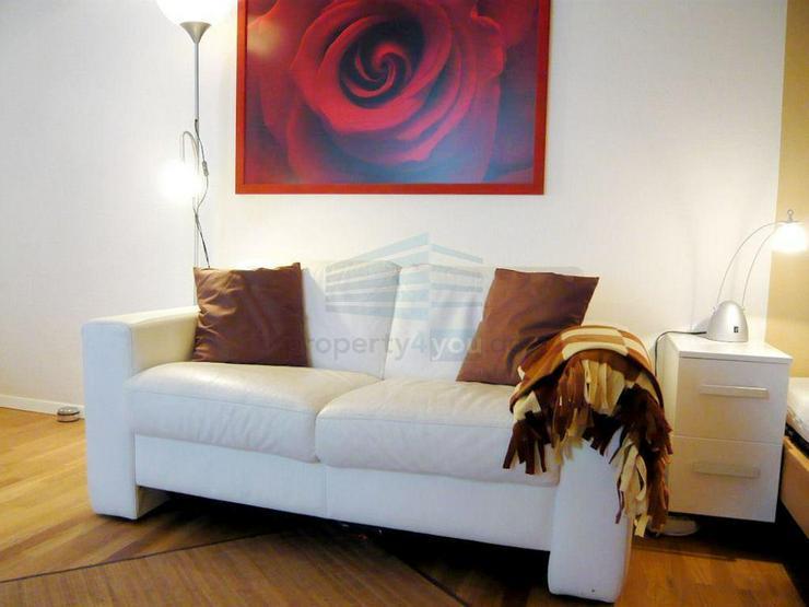 Helles und ruhiges 1 Zimmer Apartment direkt an der TUM, München-Schwabing - Wohnen auf Zeit - Bild 1