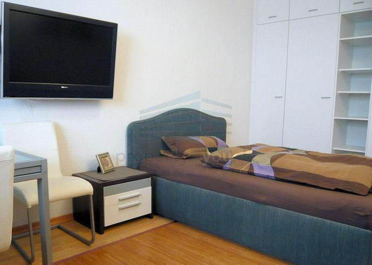 Bild 6: Sehr ruhiges 1 Zimmer Apartment mit Schwimmbad im Innenhof, München-Haidhausen