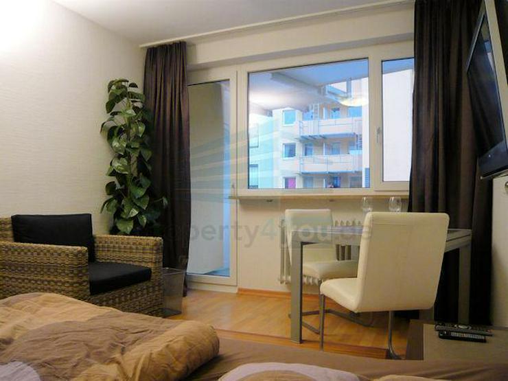 Bild 5: Sehr ruhiges 1 Zimmer Apartment mit Schwimmbad im Innenhof, München-Haidhausen
