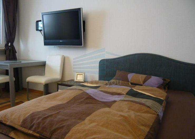 Bild 2: Sehr ruhiges 1 Zimmer Apartment mit Schwimmbad im Innenhof, München-Haidhausen
