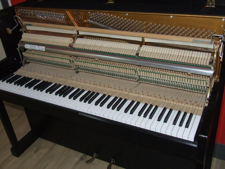 Bild 6: Sauter Klavier Carus 112, Esche schwarz sat.