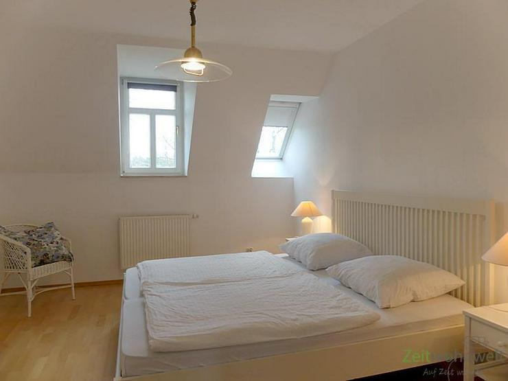 Bild 5: (EF0335_M) Dresden: Klotzsche, möblierte 3-Zimmer-Etagenwohnung mit Balkon im traumhaft s...