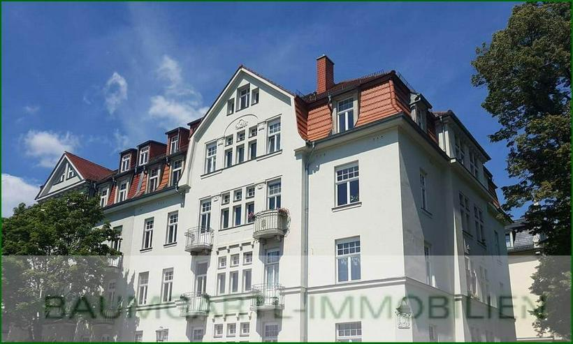 Bild 2: Denkmalgeschütze Immobilie - Resisdenz an den Hubertusgärten