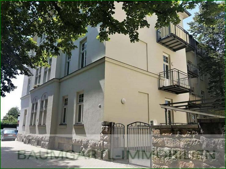 Bild 3: Denkmalgeschütze Immobilie - Resisdenz an den Hubertusgärten