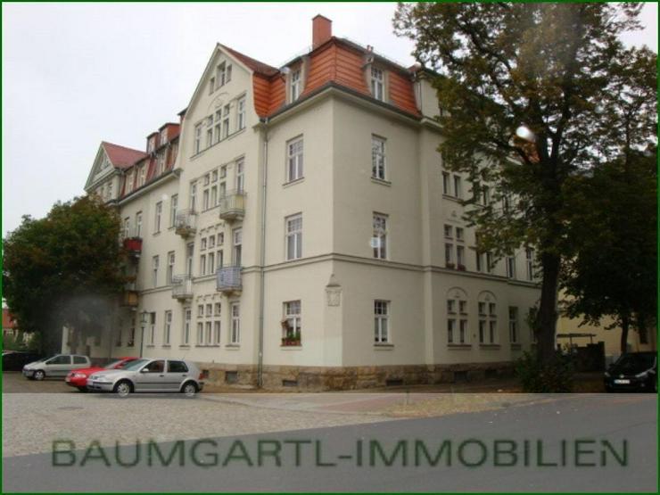 Denkmalgeschütze Immobilie - Resisdenz an den Hubertusgärten