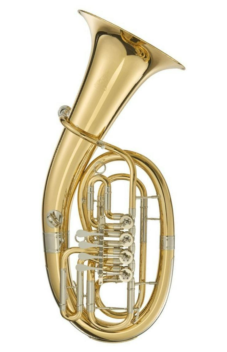 Kühnl & Hoyer 79/4 Profiklasse Bariton in Bb - Blasinstrumente - Bild 1
