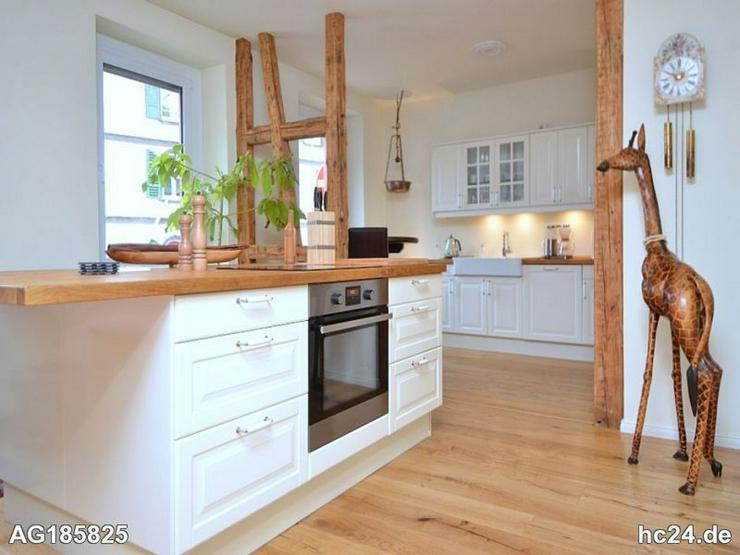 Bild 3: Möblierte 2,5-Zimmer Wohnung mit Internet, Kamin und Reinigungsservice in Geisenheim