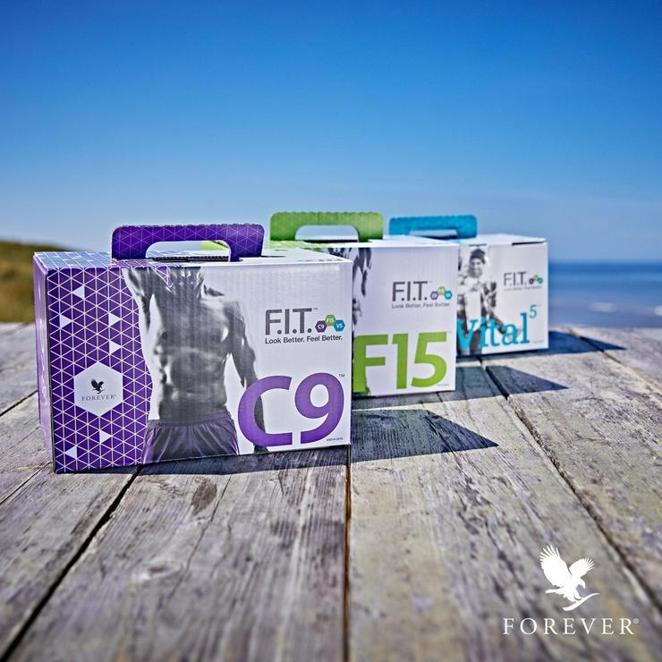 Bild 3: Forever Clean 9 - 96,50 € Aktionspreis - dauerhaft abnehmen mit einfachem Konzept