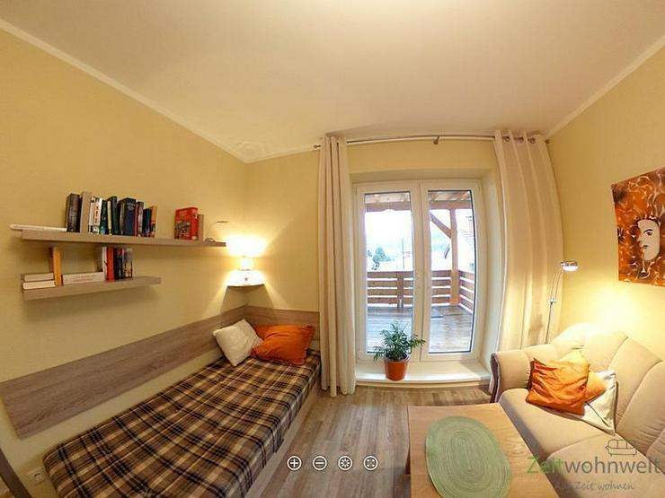(EF0344_M) Gotha: Tabarz, neu möbliertes Zimmer mit eigenem Bad in neuem Haus, WLAN, übe... - Wohnen auf Zeit - Bild 1