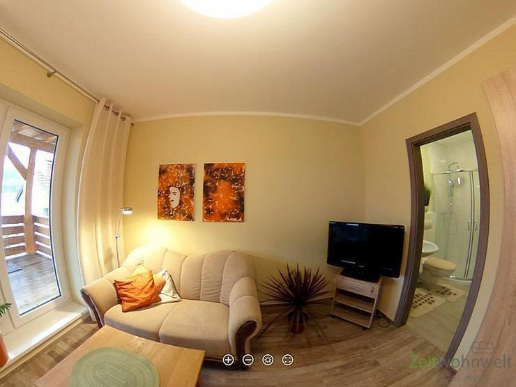 Bild 4: (EF0345_M) Gotha: Tabarz, Erstbezug in neu möblierte Wohnung, 2x Bad, eigener überdachte...