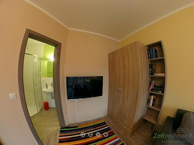 Bild 2: (EF0345_M) Gotha: Tabarz, Erstbezug in neu möblierte Wohnung, 2x Bad, eigener überdachte...