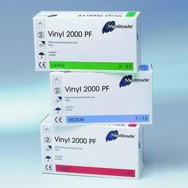 Vinylhandschuhe Untersuchungshandschuhe