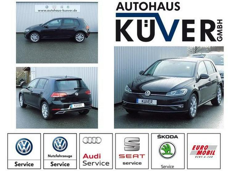 VW Golf 1,5 TSI Highline DSG FL Navi LED ACC-210 - Golf - Bild 1