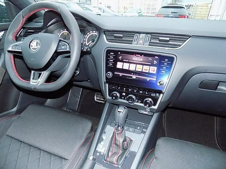 Bild 6: SKODA Octavia Combi RS 2,0 TSI DSG ACC Pano LED Alu18''