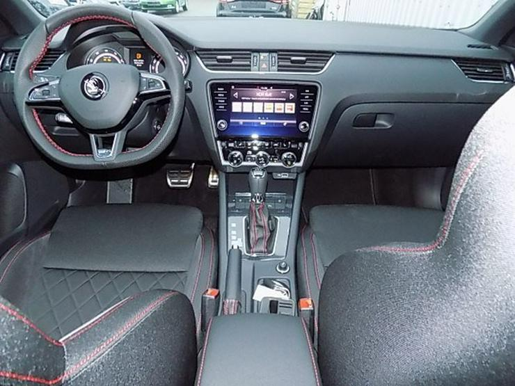 Bild 5: SKODA Octavia Combi RS 2,0 TSI DSG ACC Pano LED Alu18''