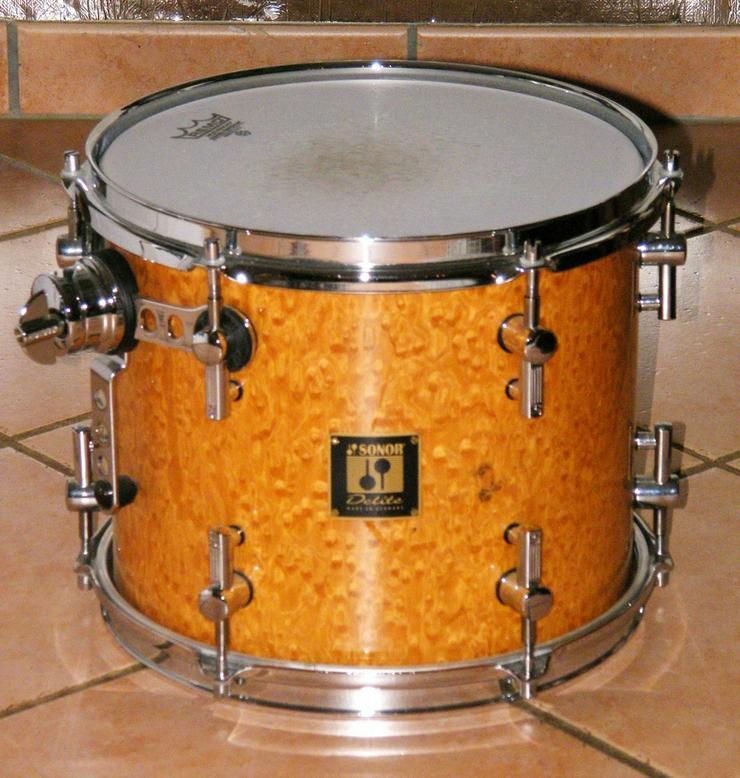 Bild 4: Schlagzeug Sonor Delite Birdseye Maple Shellset