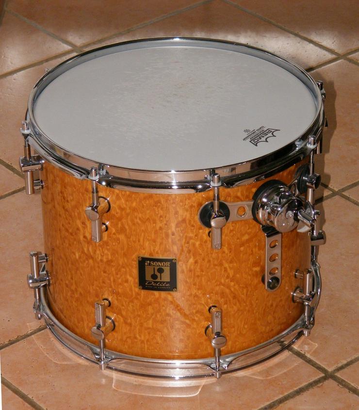 Schlagzeug Sonor Delite Birdseye Maple Shellset - Schlaginstrumente - Bild 3