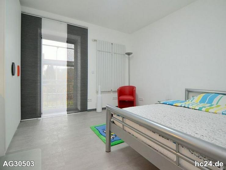 Bild 6: Ideal zum Südwestpark:Modern möbliertes, exklusives Zimmer mit WLAN in Nürnberg S&uum