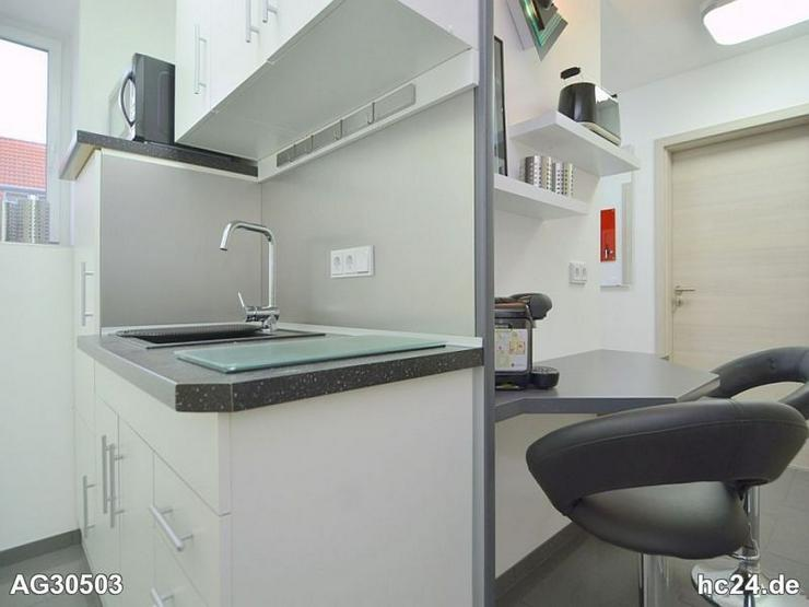 Bild 3: Ideal zum Südwestpark:Modern möbliertes, exklusives Zimmer mit WLAN in Nürnberg S&uum