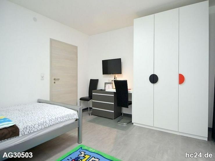 Bild 2: Ideal zum Südwestpark:Modern möbliertes, exklusives Zimmer mit WLAN in Nürnberg S&uum