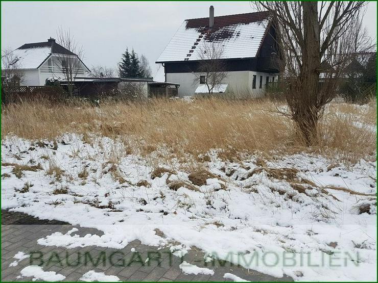 Bild 4: Böhlen bei Grimma - in ruhiger Lage Baugrundstück für ein Einfamilienhaus