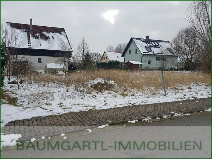 Bild 2: Böhlen bei Grimma - in ruhiger Lage Baugrundstück für ein Einfamilienhaus