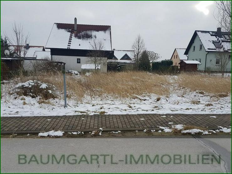 Bild 3: Böhlen bei Grimma - in ruhiger Lage Baugrundstück für ein Einfamilienhaus