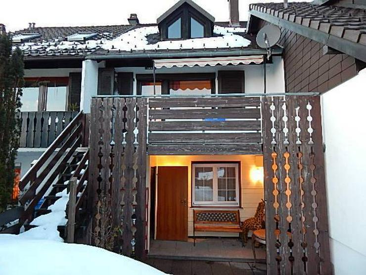 Reihenhaus mit 2 - Wohnungen in Todtmoos - Haus kaufen - Bild 1