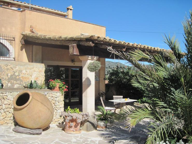 Mallorca-Son Macia, App. Sur der FincaOase
