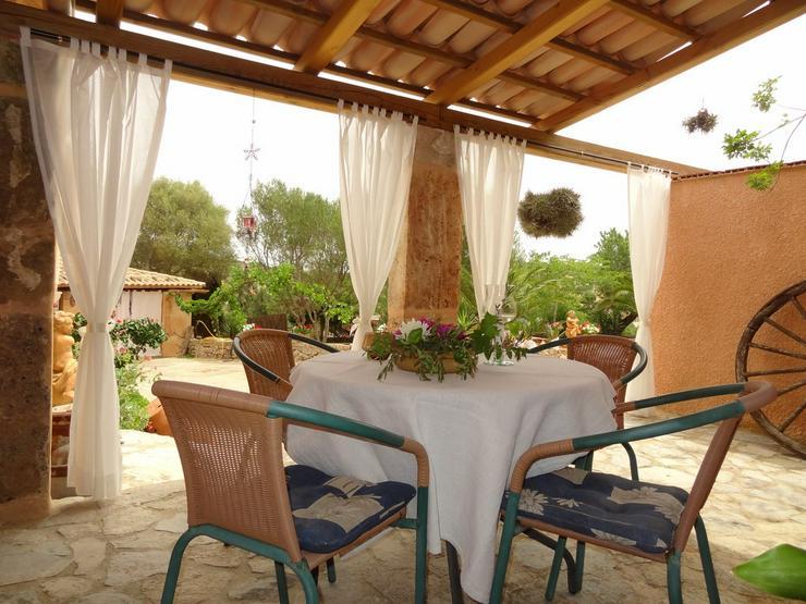 Mallorca-Son Macia, App. Petit der FincaOase - Ferienwohnung Spanien - Bild 1