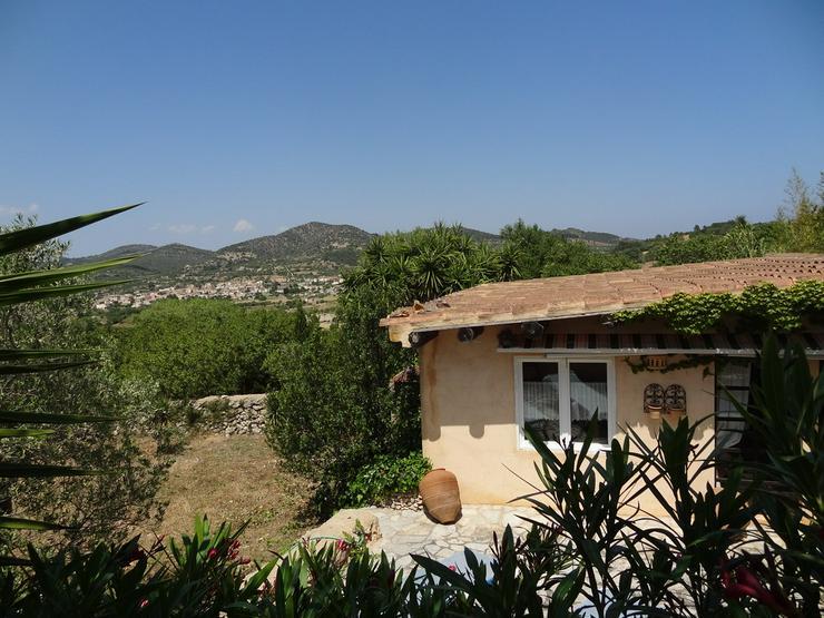 Mallorca-Son Macia, Gästehaus der FincaOase