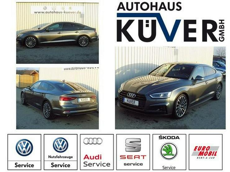 AUDI A5 Sportback 2,0 TFSI Sport S-Tronic S-Line ACC