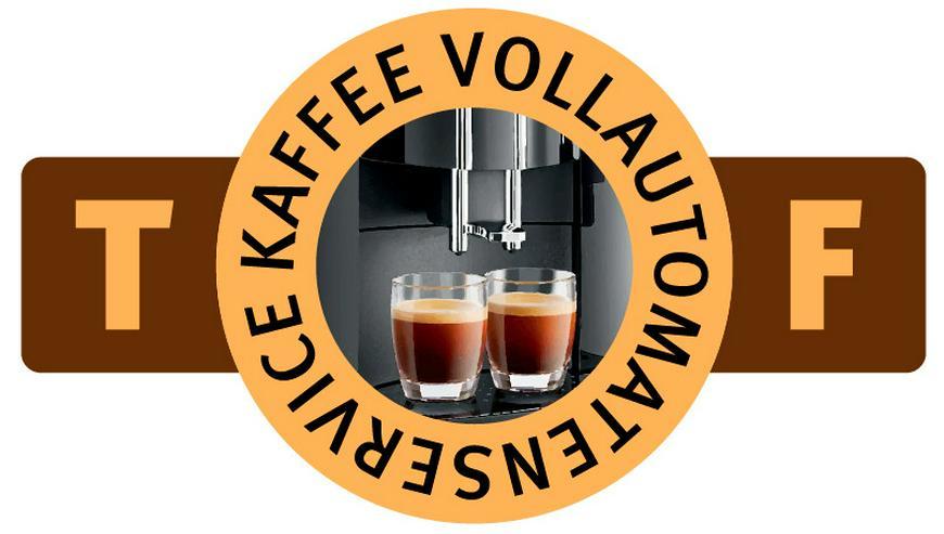 Wartung u Reparatur von Kaffeevollautomaten