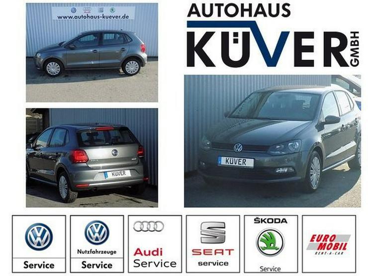 VW Polo 1,4 TDI BMT Klimaautomatik Sitzheizung