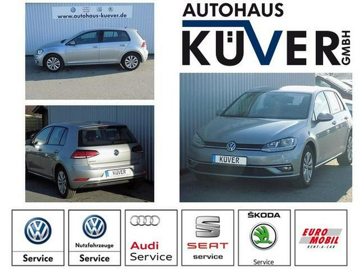 VW Golf 1,0 TSI Comfortline DSG Navi ACC-210 Alu16'' - Golf - Bild 1