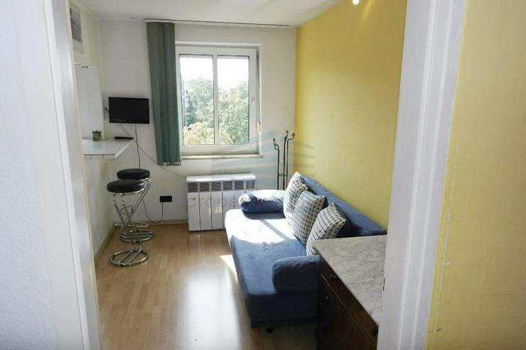 Schöne, helle, möblierte 2-Zimmer Wohnung Maxvorstadt - Wohnen auf Zeit - Bild 1