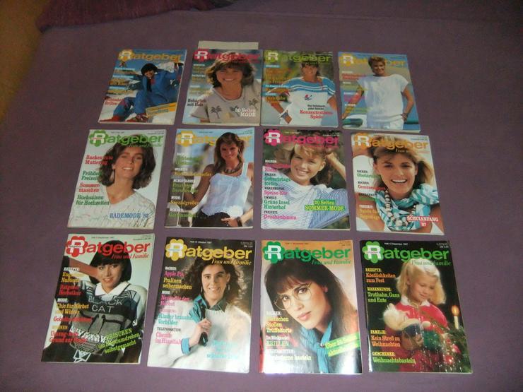 WECK Ratgeber Frau und Familie Jahrgang 1987 - Zeitschriften & Zeitungen - Bild 1