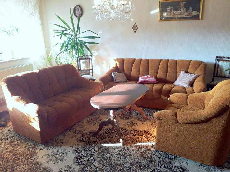 Polstergarnitur, 3-er, 2-er,1-er - Sofas & Sitzmöbel - Bild 1