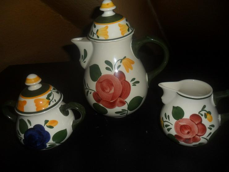 Villeroy & Boch Bauernblume  Kaffeezubehör