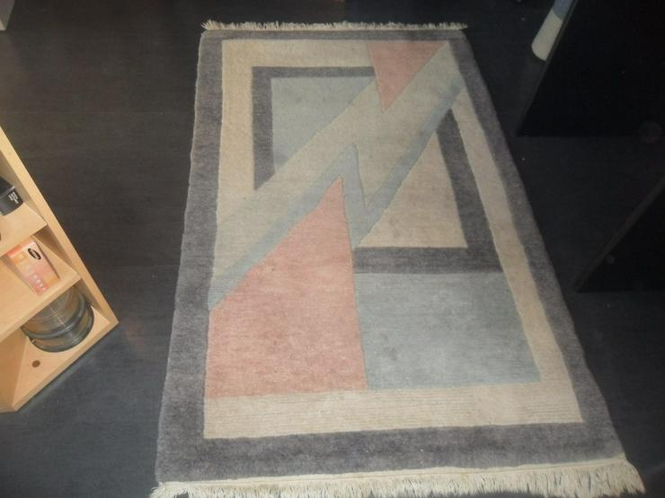 Original Nepal Teppich handgeknüpft