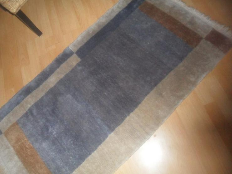 2 Original Nepal Teppiche  handgeknüpft