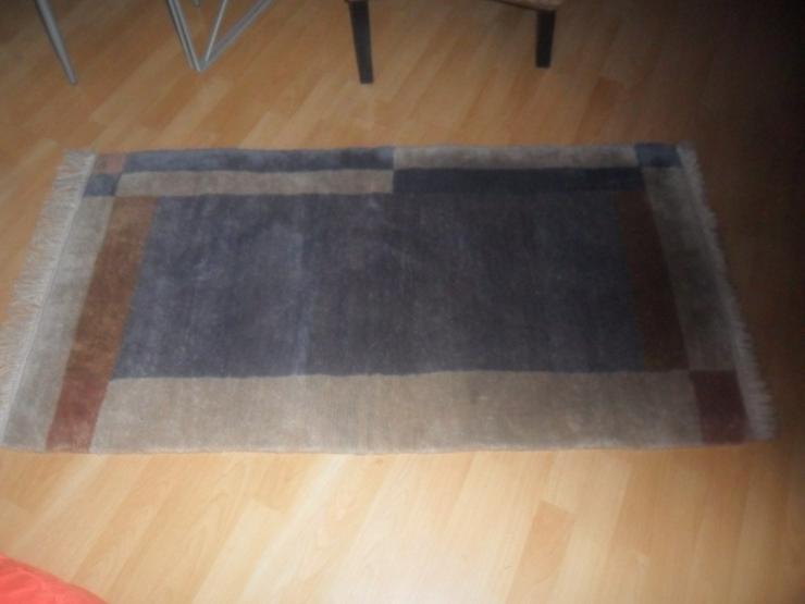 Bild 3: 2 Original Nepal Teppiche  handgeknüpft