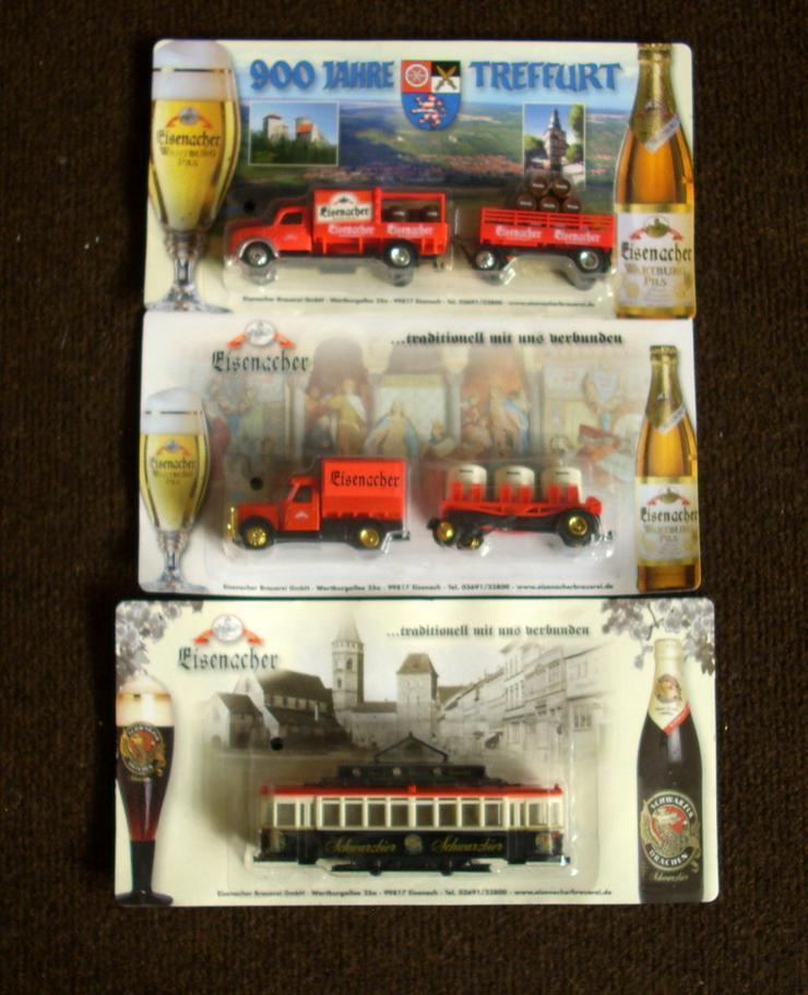 Eisenacher Brauerei Trucks